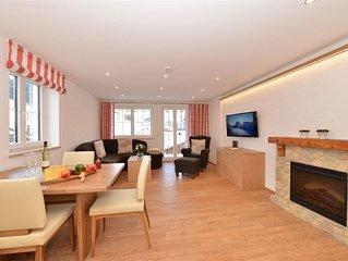Appartement/Fewo Typ 5, Dusche, WC, 1 Schlafraum - Landhaus Harmonie - Familie S