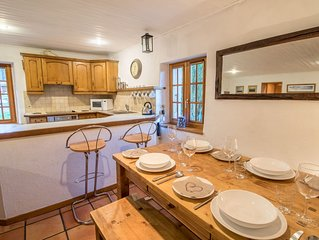 Exceptional Apartment in a Traditional Farmhouse with views over Giffre Valley