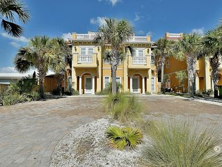Spectacular Townhouse!  - Elevator - Game Room- Heated Pool - Pets Ok