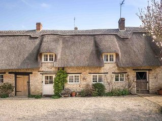 Old Manor Cottage is a stunning thatched cottage, located in the grounds of the