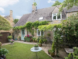 Graziers Cottage is an attractive Grade II listed cottage located in the Cotswol