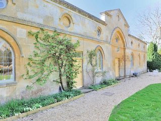 Grade II listed Artisan Hall is a truly unique Cotswold stone property