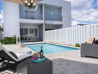 3572 . Paradise2ZEN/BrandNew,Peaceful,byMiracle Mile,pool