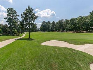 3BR Golf Front Condo in Pinehurst