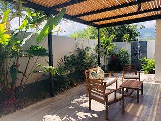 La Mangue Salee - villa moderne et independante a 300m du lagon