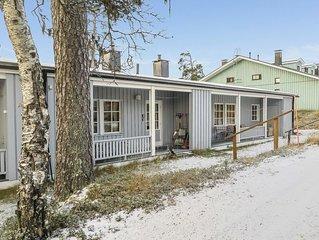 Ferienhaus Saariselän väärtin kammi 2 in Inari - 4 Personen, 1 Schlafzimmer
