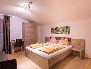 Ferienwohnung LONZA - Gästehaus Zwischenberger***