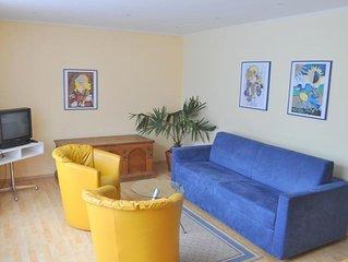 Ferienwohnung Erdgeschoß Nr. 3 - Haus Pleterski
