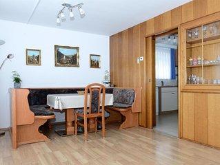 Appartement Nr. 1 - Haus Obermann