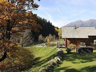 Premium Chalet - Landgut Moserhof