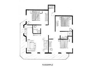 Fliegenpilz (2-6 Pers.) - Landhaus Fliegenpilz