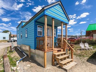 Leadville Tiny House - The Duke - Full of Leadville style and plenty of space fo