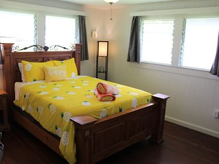 Adventure Awaits you ♥ of Hilo 3Bdrm Entire Home★NEW LISTING★