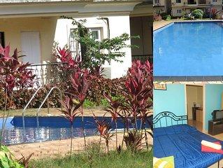 43) Serviced Studio Apartment Central Calangute & WiFi