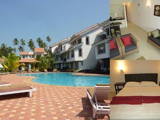 04) Spacious luxurious 2 bedroom serviced apartment  & WiFi