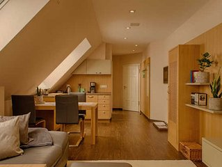 Apartment 3 (5*****DTV-Klassifizierung) - Schrebenza Apartments & Natur