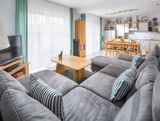Ferienwohnung 2, 70 m² bis 4 Personen + 2 Kinder - Ferienhaus Platte