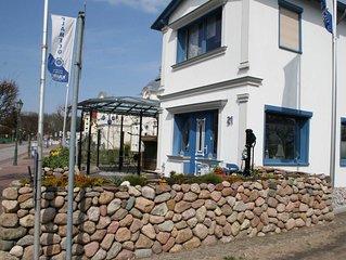 Ferienwohnung Koserow - 400 m zum Strand - Ferienwohnung mit 62 m² für 5 Pers.