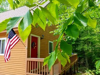 Pierpont's Place ~*~ Your Family-Friendly Wooded Retreat Near Alpine Fun!