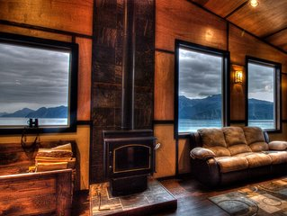 Beautiful Granite Point Mountain Lodge on Resurrection Bay!