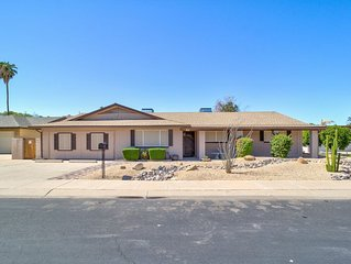 Only 'DEDICATED KID ROOM' in Phoenix Area with a Heated Pool, Spa & Fire Pit
