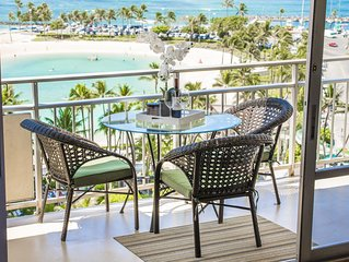 Upscale Luxury Condo with Superior Ocean and Beach Views!
