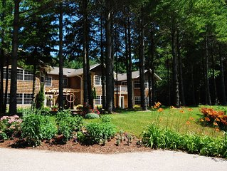 Eagle View a Year-Round Country Home Sleeps 8