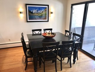 Aspen - Downtown - 2 BR/2 BA - Cozy & Comfortable Guaranteed!