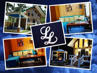 Lankenua Cottage, with aircon, pool, gym
