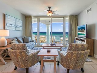 P5-1209 Portofino - Gulf Front 12th Floor with Gorgeous Gulf Views!