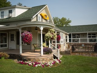 Charming Direct Lake Front Home