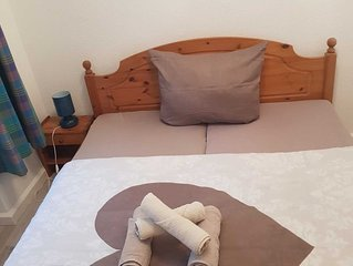 -SP Hotels - Suite mit Stadtblick - - SP Hotels - Apartment im Luisenviertel