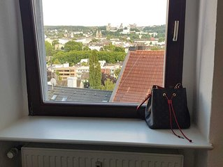 - SP Hotels - Appartement Panoramablick - - SP Hotels - Apartment im Luisenviert