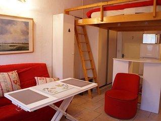 Appartement Pra-Loup, 1 pièce, 4 personnes