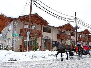 Luxury Condo in Leavenworth - Walk to Everything