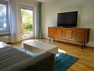 Sonnige EG-Wohnung mit Garten Terrasse in Forchheim