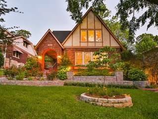 Nashville Downtown Tudor House Hideaway.  Winter Discounts!!