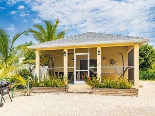 New Build 1 bedroom Cottage |  2 blocks from Leeward Beach