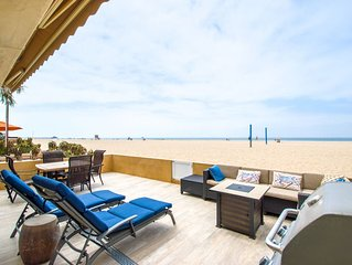 Luxurious 4 Bedroom 4 Bath Home On The Sand With 2 Master Suites
