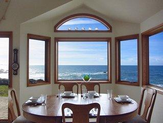 Oceanfront Luxury! Breathtaking Location!
