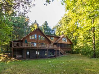 Blue Heron Lodge - Adirondack Luxury on Cayuga Lake