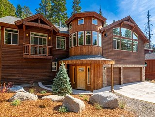 TurnKey - Luxury Retreat at Heavenly Boulder Lodge w/ Hot Tub - Walk to Lifts