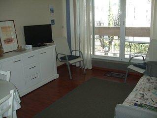 Appartement 53 m2 tres calme centre ville à 300 metres de la plage