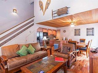 216 Forest Pines: 3 BR / 2 BA condominium in Incline Village, Sleeps 6