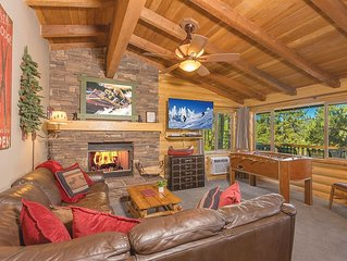 Affordable Luxury! Lake Views -Upscale Features- Rustic Charm