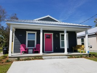 Newly Built Modern Downtown Pensacola Cottage