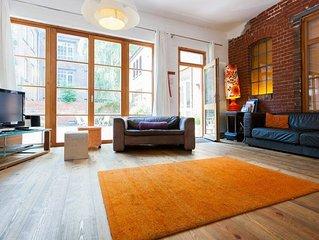 Schmiede Harley Apartment ##Nov. Dez. 2019 Baustelle im Hinterhof##