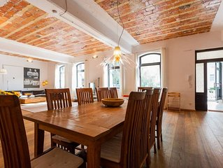 Loft Pferdestall 1. Stock ##Nov. Dez. 2019 Baustelle im Hinterhof##