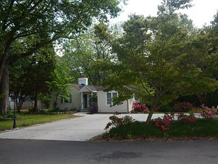 Newly renovated luxury single family home in Annandale
