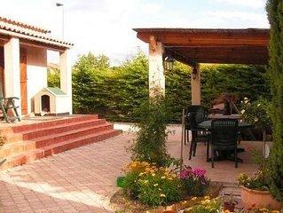 Villa plein sud montpellier avec  piscine 10 mn plages